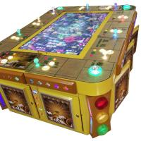 Wholesale Colorfule Fun Fishing Game Machine Amusement Arcade Fish Table Games from china suppliers