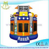 Wholesale Hansel popular funny inflatable trampolines from china for children from china suppliers