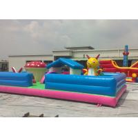 Quality Mushroom Animal Inflatable Amusement Park Inflatable Toys for Kids for sale