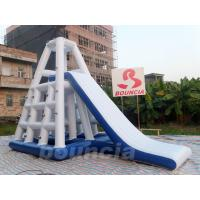 Wholesale 0.9mm Durable PVC Inflatable Water Climbing Slide For Water Park from china suppliers