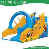 Wholesale Slide Inflatable Castle TN-P129E from china suppliers