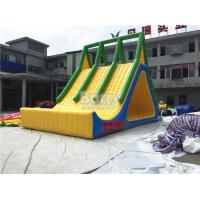 Wholesale Lake Floating Water Slide from china suppliers