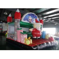 Wholesale Beautiful And Attractive Blow Up Christmas Lawn Decorations Customized Size from china suppliers