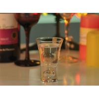 Wholesale 52ml Mini Glass Cup Sprite Tall Shot Glass Wedding Favors For Liquor from china suppliers