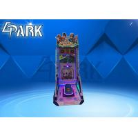 Wholesale Hardware Material Coin Operated Arcade Machines , Master Skateboard Game Machine from china suppliers