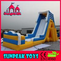 Wholesale WL-1846 Giant Inflatable Water Slides For Kids And Adults Inflatable Water Slide from china suppliers
