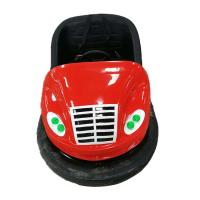Wholesale Ground Net Amusement Bumper Cars , Spinning Bumper Cars Soft Back from china suppliers