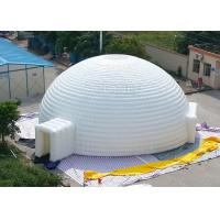Wholesale Waterproof Event Inflatable Sphere Tent With Air Pump And Repair Kits from china suppliers