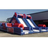 Buy cheap Inflatable obstacles, entertainment game,challenging inflatable obstacles from wholesalers
