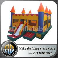 China Most popular inflatable bouncy slide for sale on sale