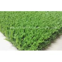 Wholesale None Infill Artificial Grass Soccer Field With High Dtex Slit Film Easy Installation from china suppliers