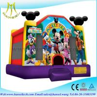 Wholesale Hansel popular amazing mickey mouse bounce house house for children from china suppliers
