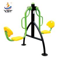 Wholesale Customized Outdoor Workout Equipment Galvanized Steel 210 * 115 * 110 Cm from china suppliers