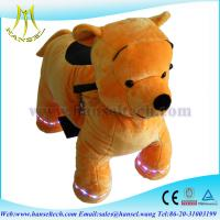 Wholesale Hansel coin operated battery animal ride electric motorized toy bike from china suppliers