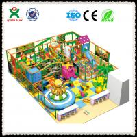 Wholesale Toddler indoor activities for toddlers indoor playground for toddlers QX-106A from china suppliers