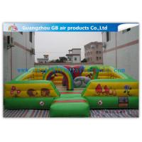 Wholesale Inflatable Jumping Castle Jungle Castle Kids Inflatable Jungle Bouncy Castle from china suppliers