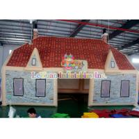 Wholesale Portable Digitally printing Inflatable House Tent for bar / Party / Pub from china suppliers