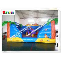 Wholesale Inflatable Jungle Bouncer,inflatable jumper for fun from china suppliers