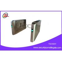 China Automatic Security Controlled Access Turnstiles Smart Electronic Turnstile on sale