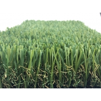 Buy cheap 1.75 Inch Wave 44mm Outdoor Artificial Grass Hawkish Texture from wholesalers
