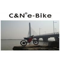 Wholesale Off Road Electric Battery Powered Mountain Bike Fast Speed Full Suspension from china suppliers