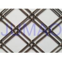 Quality Home Bunch Decorative Wire Mesh For Cabinet DoorsTransparent Interior Design for sale