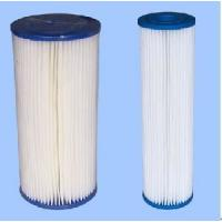 Wholesale Standard Pleated Filter Cartridge Big Blue (water filter, water purification) from china suppliers