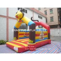 China Commercial Inflatable Jumper of Monkey made with durable lead free material, Inflatable Jumper in 4x4 Meter on sale