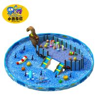 Wholesale Indoor Playground Kids Ball Pit Balls EVA Plastic Material For Children from china suppliers