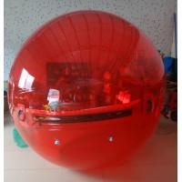 Wholesale 2014 high quality inflatable human water ball with Germany TIZIP Zipper from china suppliers