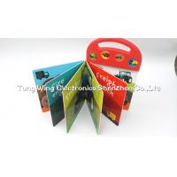 Toy Trucks Button Sound Book , interactive sound books for children
