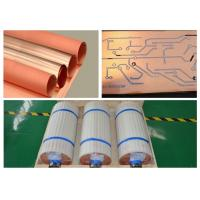 Wholesale Standard Width Copper Sheet Roll 12um Thickness With Good Etching Resist Adhesion from china suppliers