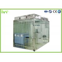 Wholesale Laboratory Clean Room Booth Anti Static Dustproof Curtain Wall Material from china suppliers
