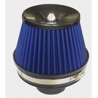 """Quality Super Power Flow 76MM Aluminum 3"""" 3.5"""" 4"""" Racing Air Filter Cone - Shaped for sale"""