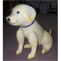 Wholesale inflatable pvc dog toy for advertising/ pvc inflatable dog toy for kids/ inflatable toy from china suppliers