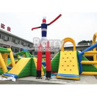 Wholesale Customized Size Inflatable Air Sky Dancer Blow Up Wave Dancing Man from china suppliers