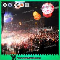 Wholesale Lighting Inflatable Sun,Inflatable Moon,Inflatable Jupiter,Inflatable Saturn from china suppliers