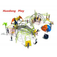 Wholesale Outdoor Children Plastic Playground Slide Fitness Amusement Equipment from china suppliers