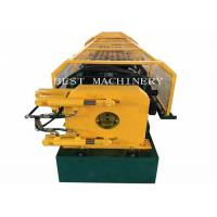 Wholesale Automatic Steel Round Water Down Pipe Roll Forming Making Machine 8-12m/min speed from china suppliers