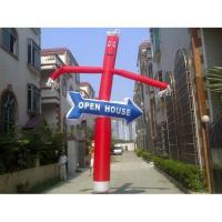 Buy cheap Inflatable sky dancer, air dancer,inflatable advertisement from wholesalers