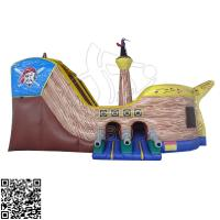 China Exciting Inflatable Bounce House / Castle Indoor Playground For Kids Playing on sale