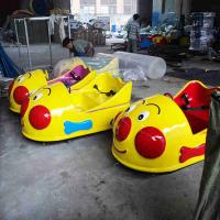 Wholesale New children's track small train track small train amusement equipment playground square sightseeing small train facilit from china suppliers