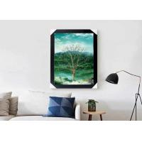 Wholesale Four Season Tree Design Printing 3D Lenticular Flip Effect Home Decoration from china suppliers