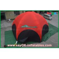 China DIA 10m Outdoor Print Inflatable Spider Tent with  Four Side walls Print Avaliable on sale