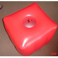 Wholesale inflatable sitting cube for advertising/ pvc inflatable sitting cube for promotion from china suppliers