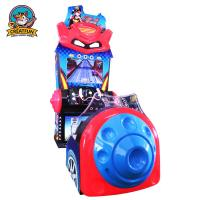 Wholesale 3D Car Racing Game Machine With High Brightness LCD Display Screen from china suppliers