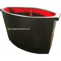 Wholesale High Brightness 1.5M RGB 3 IN 1 LED Flame Light / Fake Fire Light 24* 3W from china suppliers
