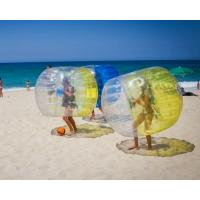 Wholesale TPU Inflatable Zorb Ball Interactive Bumper Bubble Soccer Football from china suppliers