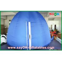 Wholesale Blue 5m Oxford Cloth Inflatable Planetarium Projection Dome for Astronomy from china suppliers