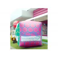 Wholesale Colorful 3D Cube Balloon Bussiness Event Custom Printed Balloons from china suppliers